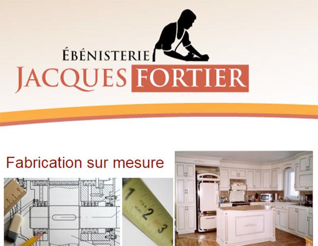 Ébénisterie Jacques Fortier