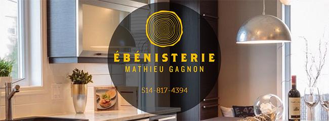Ébénisterie Mathieu Gagnon