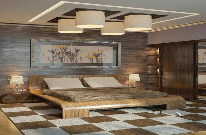 Chambre à coucher: Comment choisir le bon éclairage