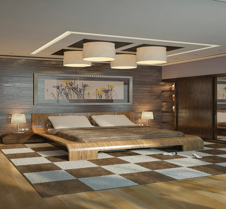 Chambre à coucher: Comment choisir le bon éclairage - Ameublements.ca