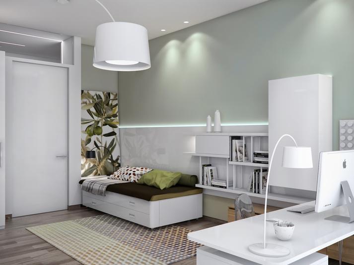 bureau comment choisir le bon clairage. Black Bedroom Furniture Sets. Home Design Ideas