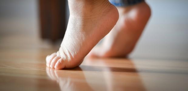Les tout-petits passent beaucoup de temps sur le plancher de leur chambre. Le choix de son  recouvrement est capital!