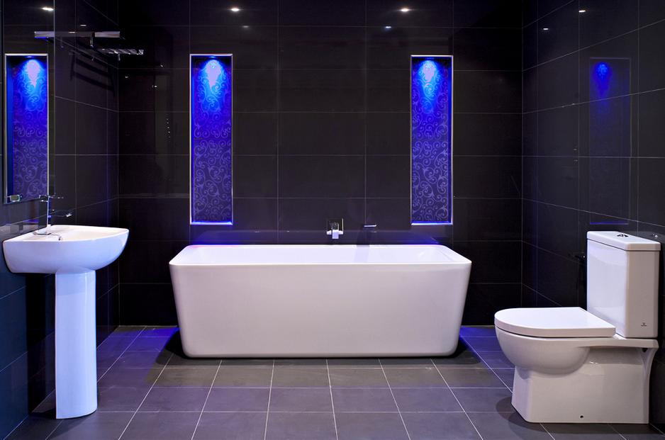 Salle de bain comment choisir le bon clairage for Lumiere pour le bain