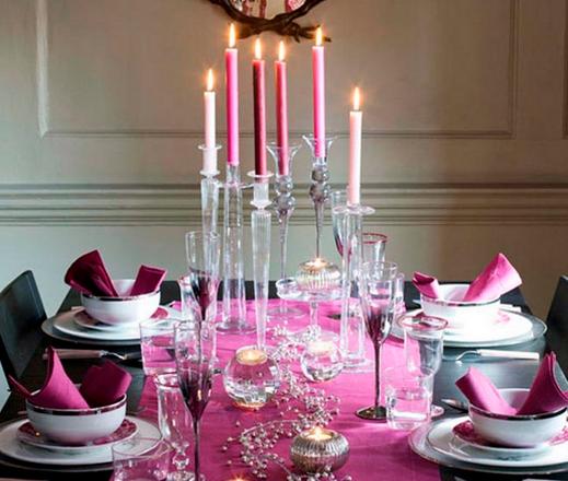Salle à manger: Comment choisir les linges de table, nappes et napperons