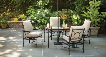 Choisir et entretenir les matériaux de ses meubles de jardin