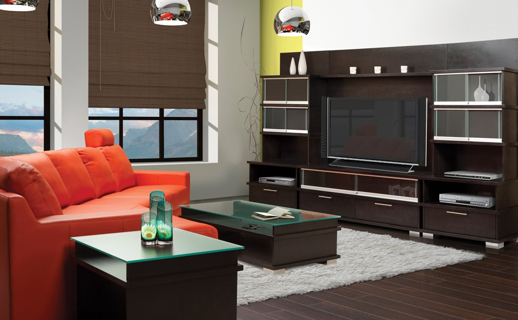 style moderne et contemporain. Black Bedroom Furniture Sets. Home Design Ideas
