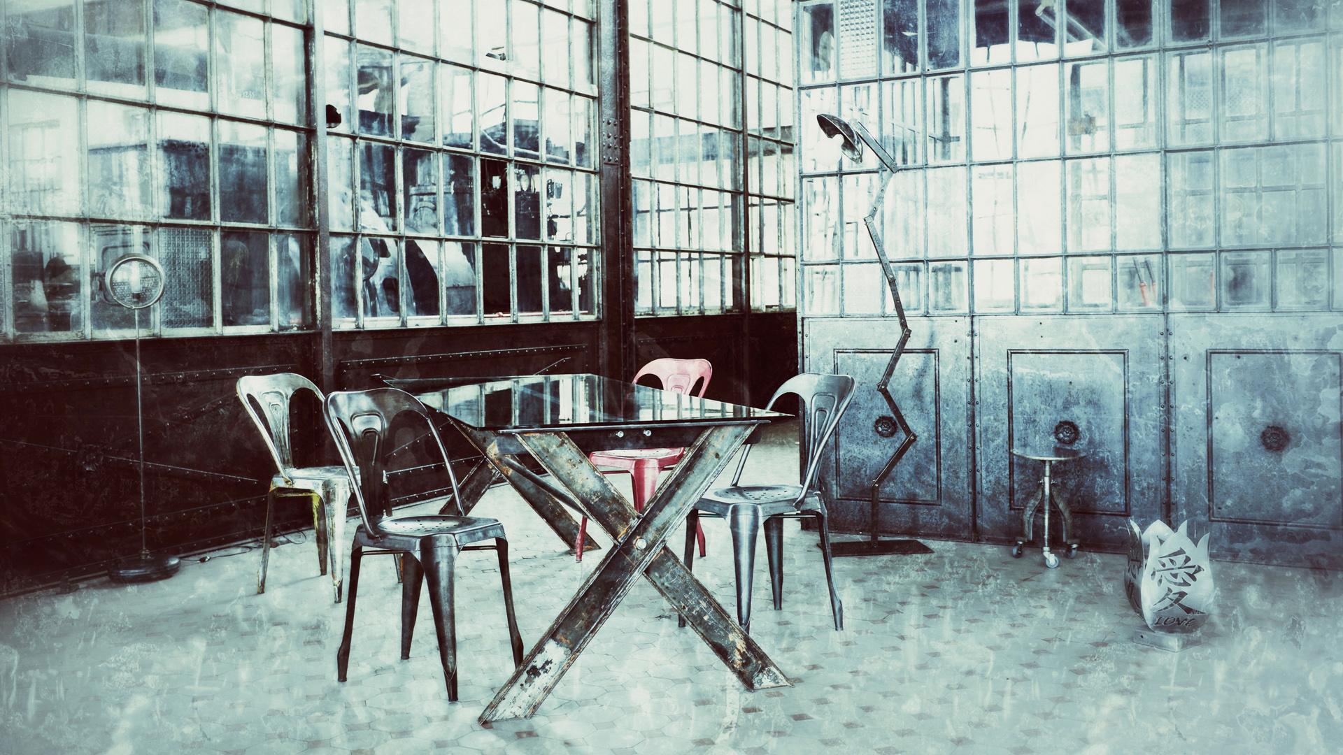 Loft design industriel images - Style loft industriel ...