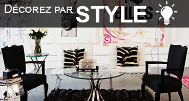 Articles Décorez par Style
