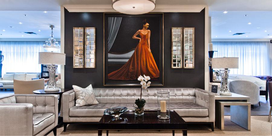 Meubles Ambianti Design Sofa Tuxedo