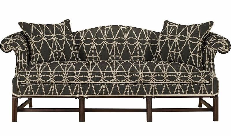 Meubles Celadon Sofa Settee Chippendale