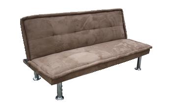 Meubles Économax Sofa Slipper lit - Meuble de Salon