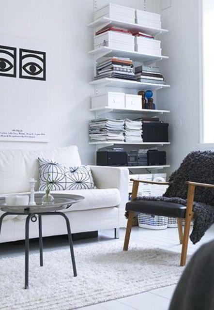 Canapé discret - Décoration Salon
