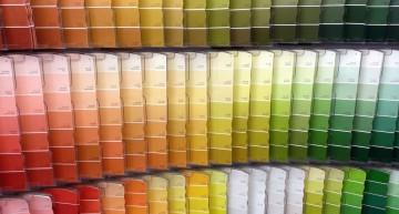 Comment décorer une maison par couleurs