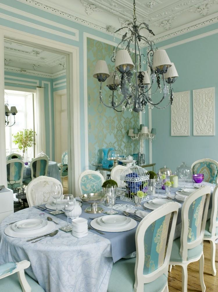 comment d corer avec du bleu du turquoise ou du aqua. Black Bedroom Furniture Sets. Home Design Ideas