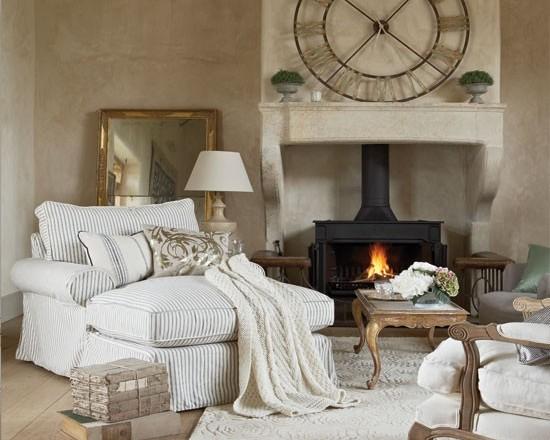Salon: Comment choisir chaises, fauteuils, méridiennes et lits de jour