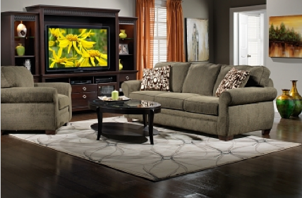 Salon comment choisir ses sofas causeuses et canap s for Brick meuble quebec