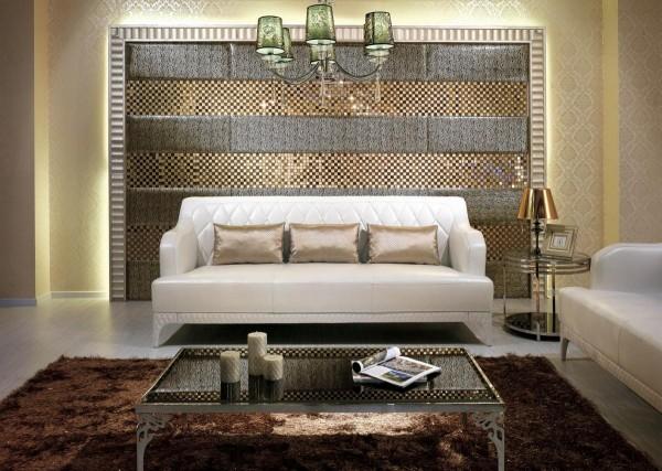Un salon bien équilibré. SOURCE : http://www.iseecubed.com/