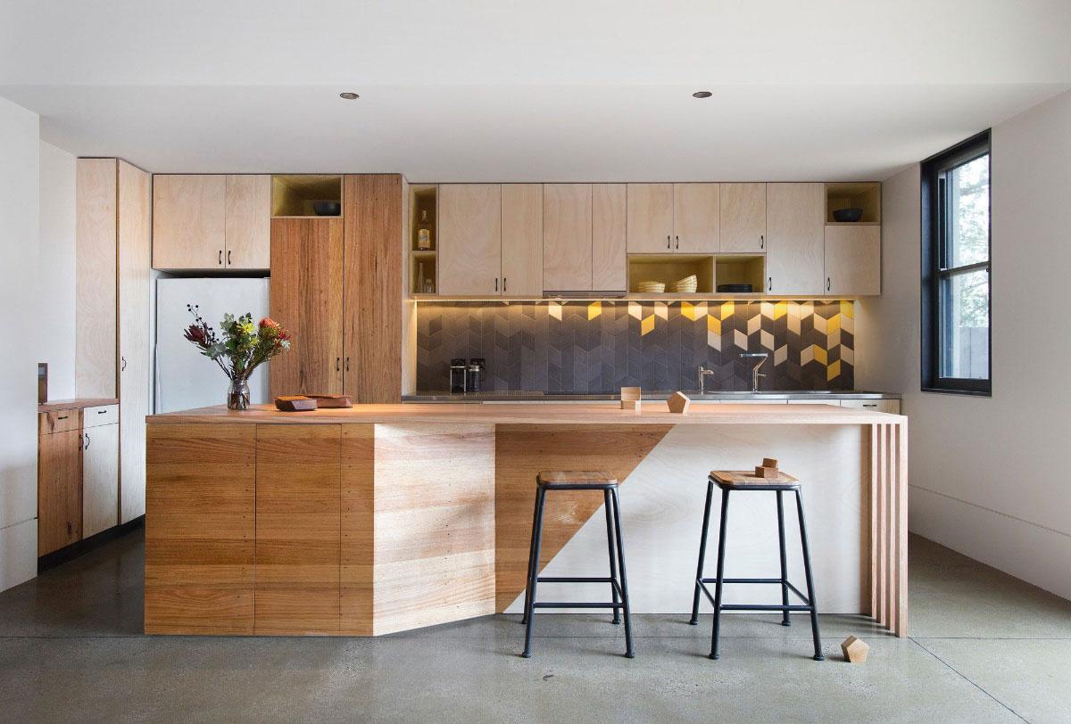 cuisine comment choisir les bons rev tements de planchers. Black Bedroom Furniture Sets. Home Design Ideas