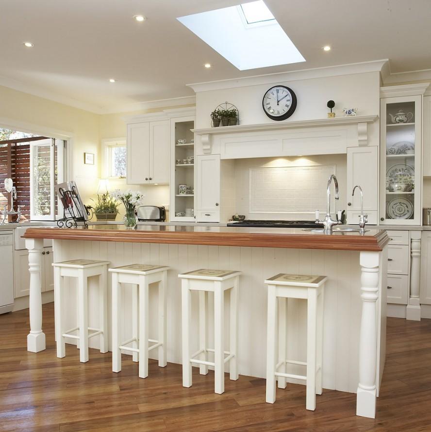 Cuisine comment choisir les bons rev tements de planchers for Plancher cuisine bois