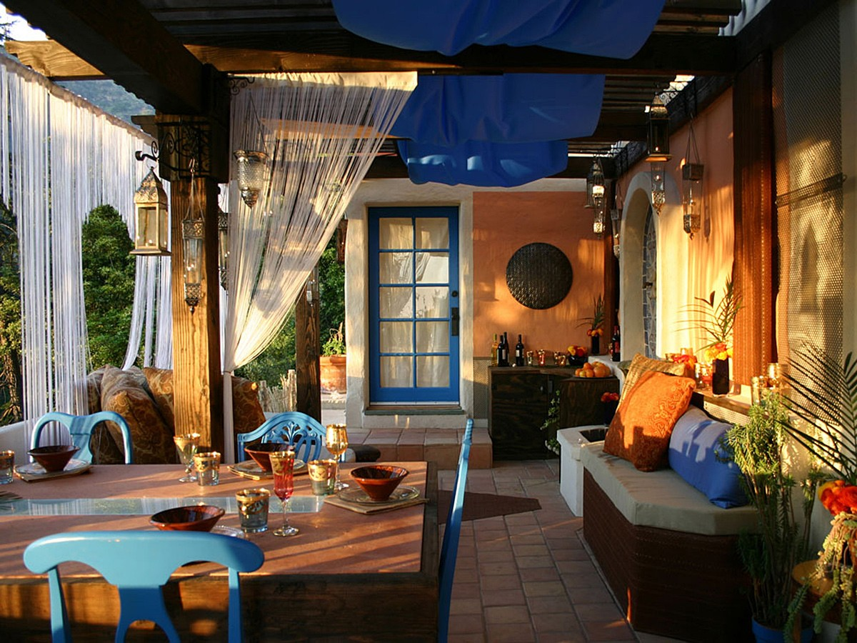 Comment meubler, aménager et décorer un espace extérieur ...