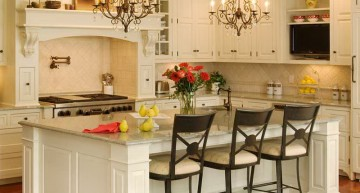 d corer sa cuisine. Black Bedroom Furniture Sets. Home Design Ideas