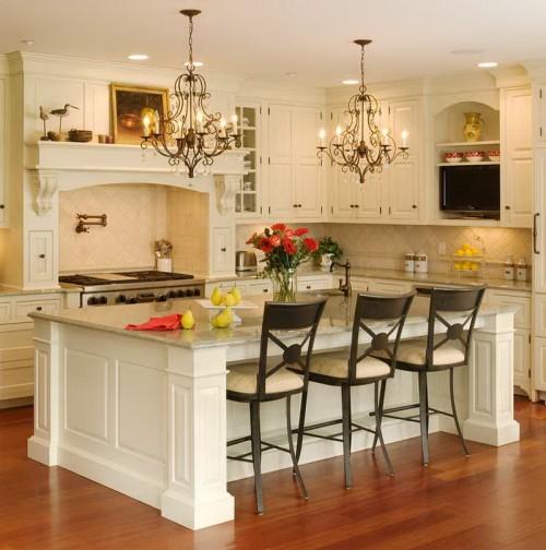 Comment amenager une cuisine - Comment amenager sa cuisine ouverte ...