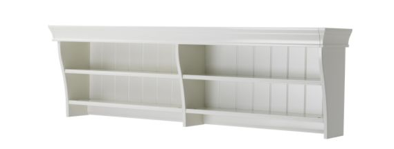 Simple details ikea lack floating shelf ikea decoration for Etagere murale cuisine ikea