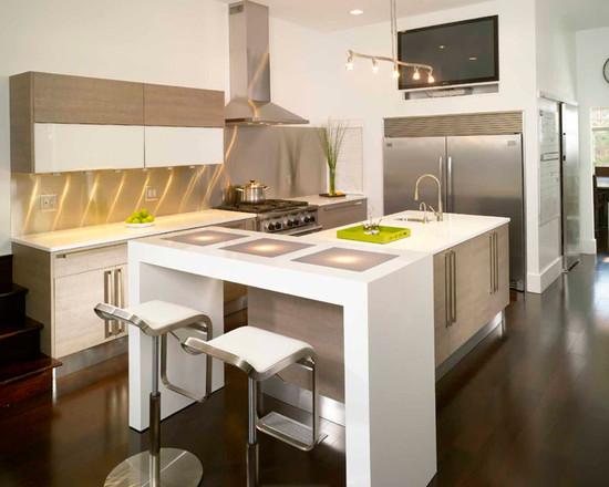 Cuisine choisir le bon lot et autres petits meubles - Creer un ilot de cuisine ...