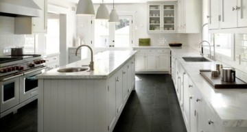Cuisine: Comment choisir les bons revêtements de planchers