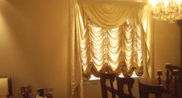 Stores, rideaux, cantonnières: Comment choisir le bon habillage de fenêtres