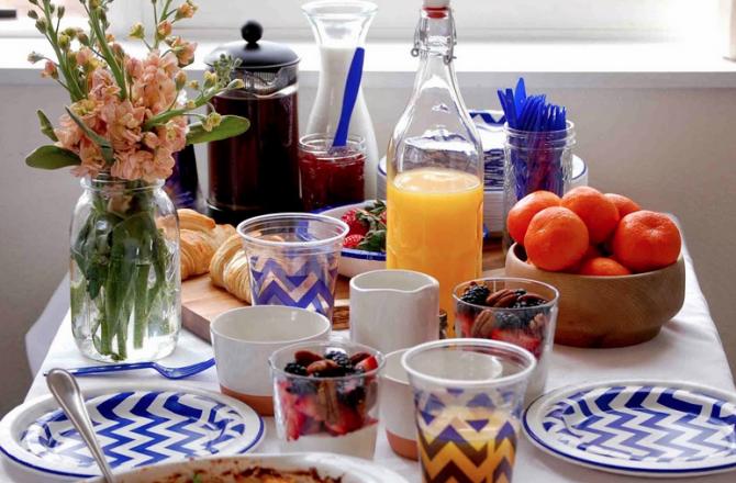 Cuisine: Comment choisir une bonne vaisselle de tous les jours