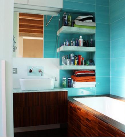 Comment am nager et d corer une salle de bain - Decorer salle de bain ...