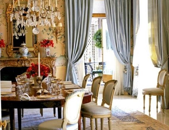 Salle à manger: Comment choisir le bon habillage de fenêtres
