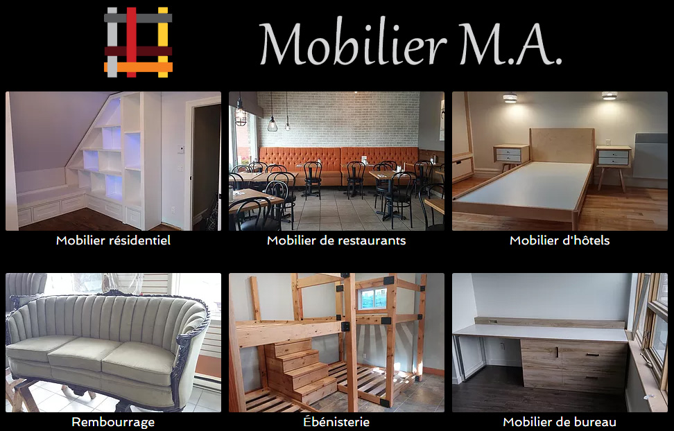 Mobilier M.A.