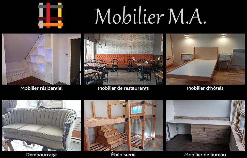 Mobilier M.A.
