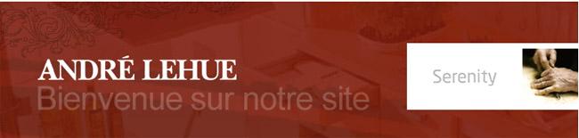 André Lehue Mobilier Élégant Qualité Artisanale en ligne