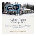 Antiquité Michel Prince