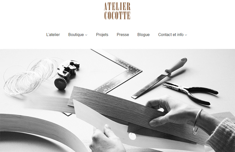 Atelier Cocotte en ligne