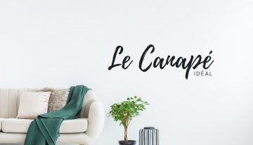 Le Canapé – Sofa Idéal