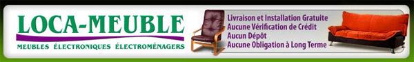 Loca meuble location de meubles lectroniques lectrom nagers - Location meuble electromenager ...