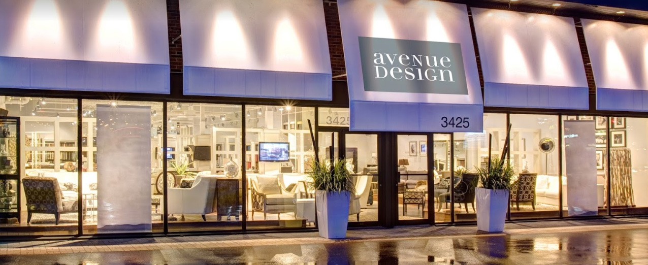 Magasin de Meubles Avenue Design