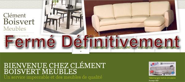 Meubles Clement
