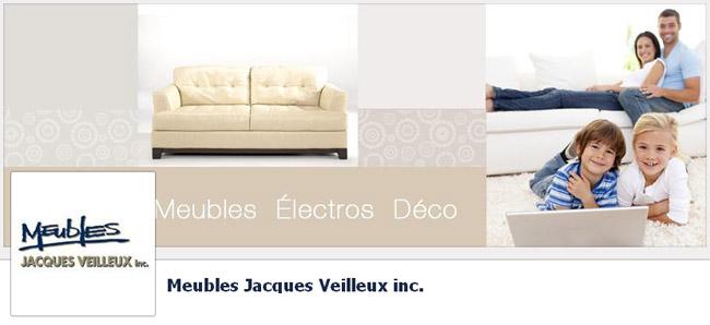 Meubles jacques veilleux for Ameublement en ligne