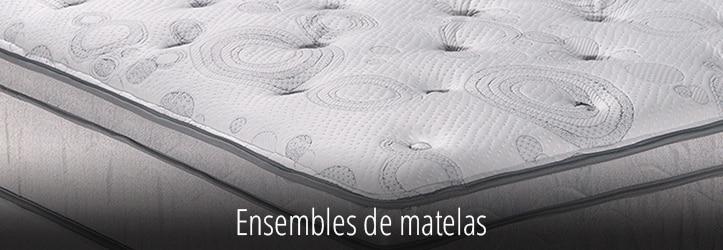 Meubles Léon - Ensembles de matelas