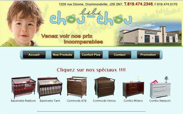 meubles b b chou chou drummondville. Black Bedroom Furniture Sets. Home Design Ideas