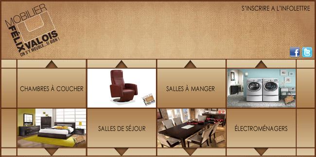 Mobilier Félix Valois en ligne