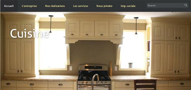 Ouimet Design Cuisines et Salles de Bain en ligne
