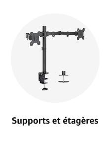 Supports et Étagères