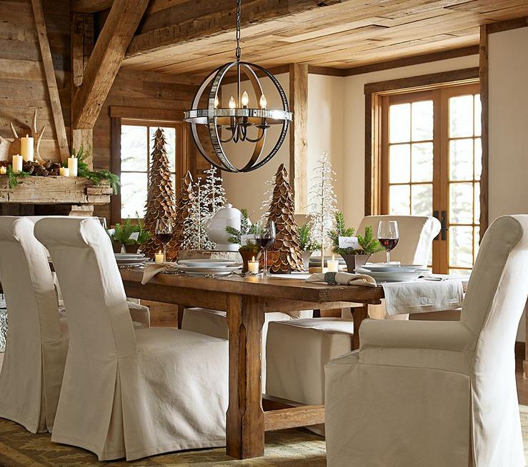 Salle à manger: Vases, bougies, fleurs... Comment choisir les bons ...
