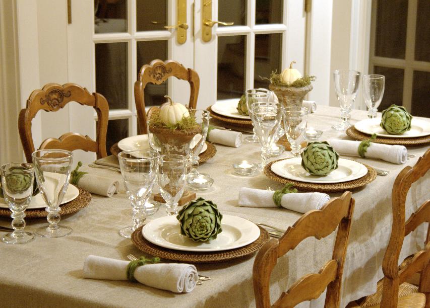 Comment meubler am nager et d corer une salle manger for Decoration table salle a manger